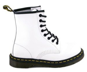 Ботинки Dr. Martens  White Smooth 1460 10072100