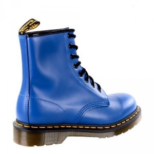Ботинки Dr. Martens Blue Smooth 1460 24614400