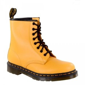 Ботинки Dr. Martens  Yellow Smooth 1460 24614700