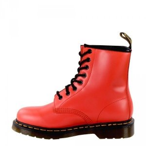 Ботинки Dr. Martens  Red Smooth 1460 24614636